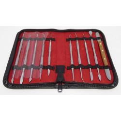 Case 10 varied tools modeled 18cm