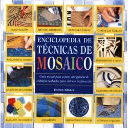 Enciclopedia de técnicas de mosaico