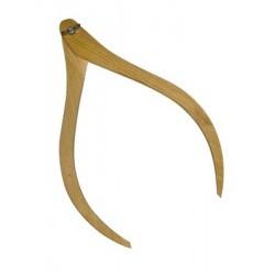 Compas madera 25 cm