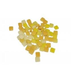 Mosaico Smalt 8x8 amarillo