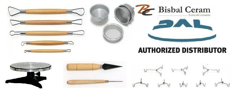 MIRETTES outils pour ceramique